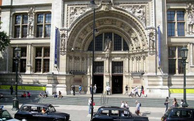 V&A – Victoria and Albert Museum