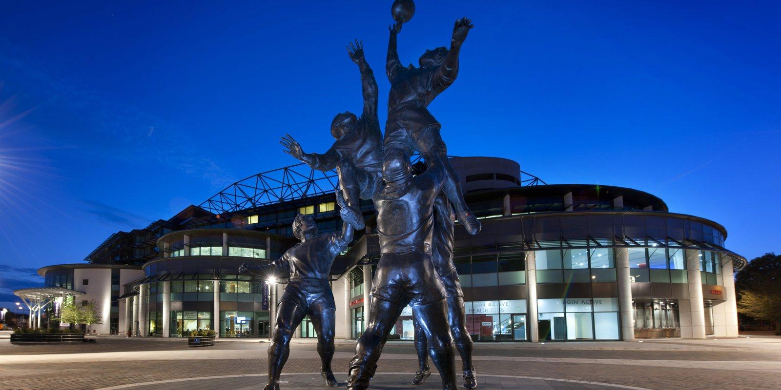 Twickenham Stadium ou Stade de Twickenham